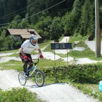 L'istruttore del Bmx Team Alto Adige Suedtirol: Stefano Cavalli