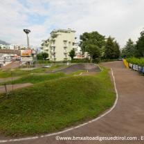 La pista Bmx Alto Adige Suedtirol: il