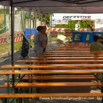 La pista da Bmx Bolzano Alto Adige Suedtirol: I gazebi offerti da Mastertend