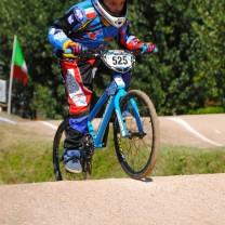 Massimo Alessio Taddei . Gara 6 campionato italiano BMX 2014 Creazzo