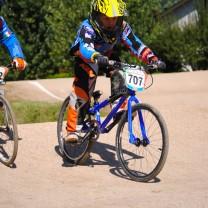 Edoardo Rompietti . Gara 6 campionato italiano BMX 2014 Creazzo