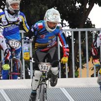 Simone Testa . Gara 6 campionato triveneto 2014 San Giovanni Lupatoto BMX Race