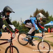 Oskar Schilling . Gara 6 campionato triveneto 2014 San Giovanni Lupatoto BMX Race