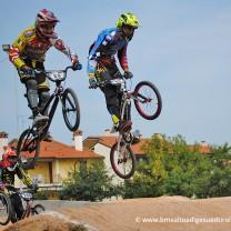 Devid Lubian . Gara 6 campionato triveneto 2014 San Giovanni Lupatoto