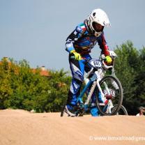 Taddei Thomas Jan . Gara 6 campionato triveneto 2014 San Giovanni Lupatoto BMX Race
