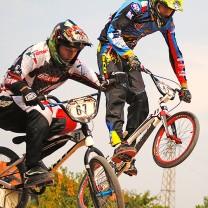 Devid Lubian . Gara 6 campionato triveneto 2014 San Giovanni Lupatoto BMX Race