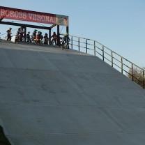 Stage con De Vecchi al Bmx Olympic Arena