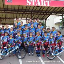 Bmx team Alto Adige Suedtirol 2014