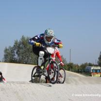 Simone Testa . Gara 7 campionato italiano BMX 2014