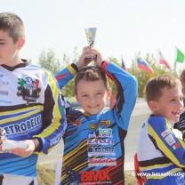 Massimo Alessio Taddei . Gara 7 campionato italiano BMX 2014