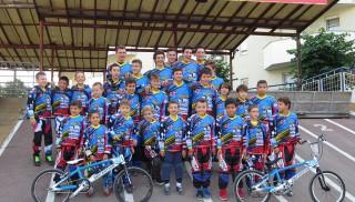 BMX: spettacolo a Bolzano con la finale del campionato del Triveneto