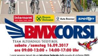 Informazioni Corso di avviamento al Bmx