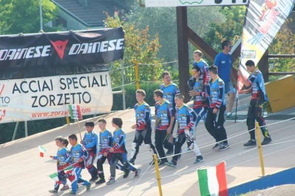 Drei Venetien BMX Finale in Südtirol