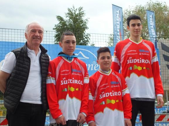 Campioni Alto Adige /Südtirol BMX 2016