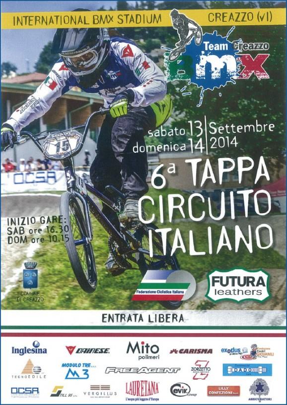 6° prova campionato Circuito Italiano a Creazzo