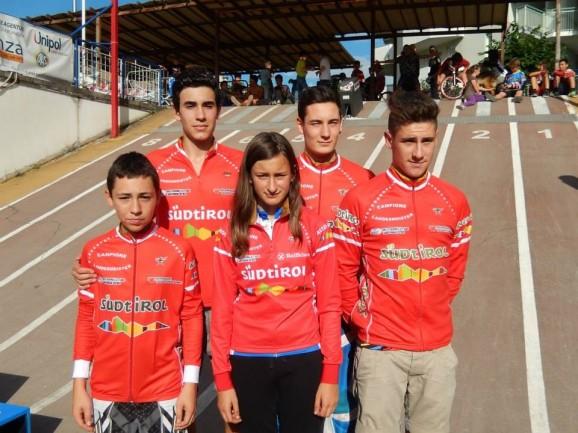 BMX Race Finale und Südtirolmeisterschaft in Bozen