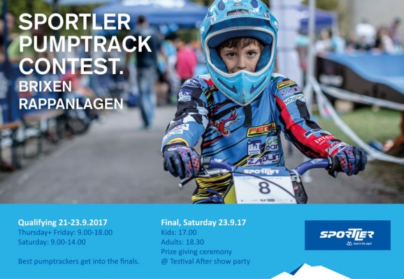 SPORTLER PUMPTRACK CONTEST