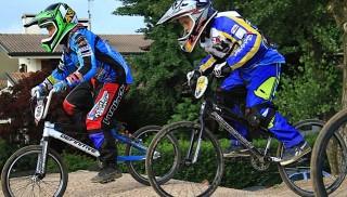 Gara 4 campionato italiano 2016 Vigevano BMX Race