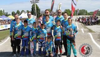 BMX-RACE, GARA CAMPIONATO ITALIANO ASSOLUTO 2017