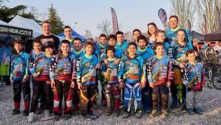 Gara 1 e 2 Campionato Italiano 2017 Bmx Race