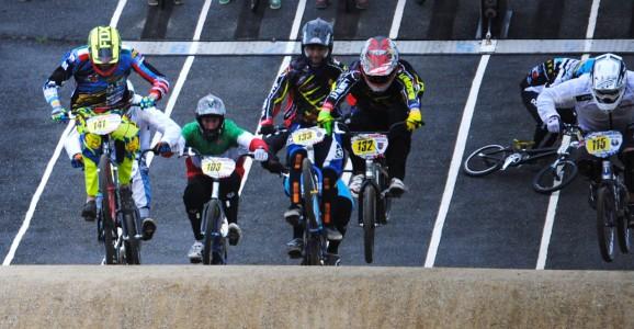 Gara 1 e 2 Campionato Italiano 2015 Vigevano BMX Race