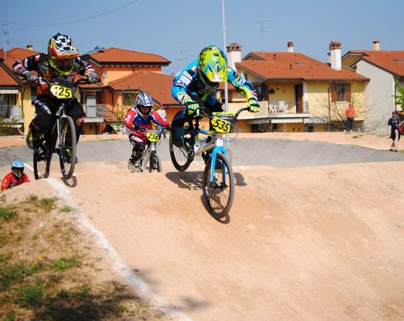 Gara 1 campionato italiano 2016 S.Giovanni Lupatoto BMX Race