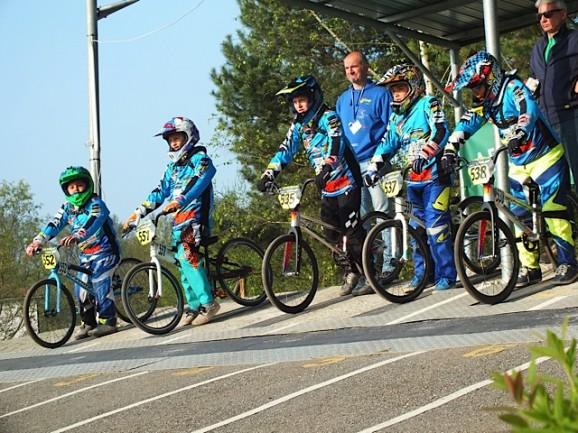 Gara 3 e 4 Campionato Italiano 2017 Bmx Race