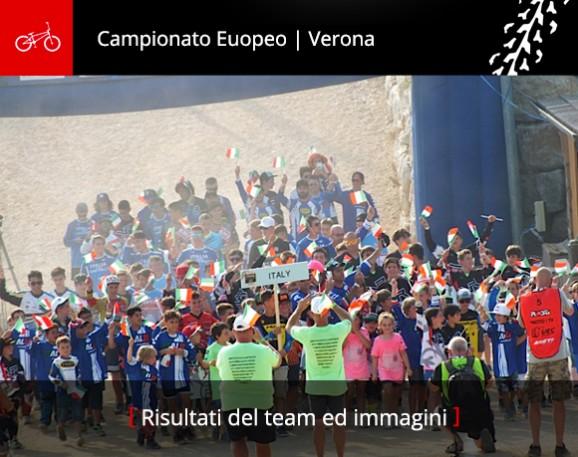 08.07.2016 BMX European Championship Verona Italy