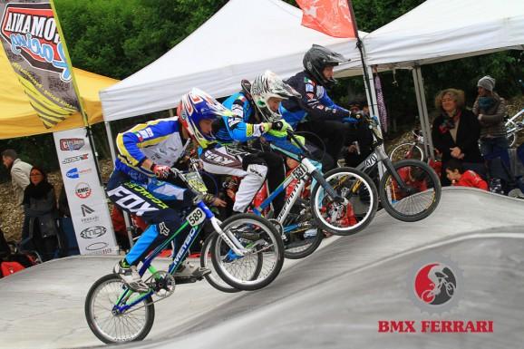 Gara 1 Campionato Triveneto 2017 Pescantina Bmx Race