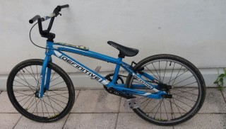 Bici bmx Expert XL Definitive
